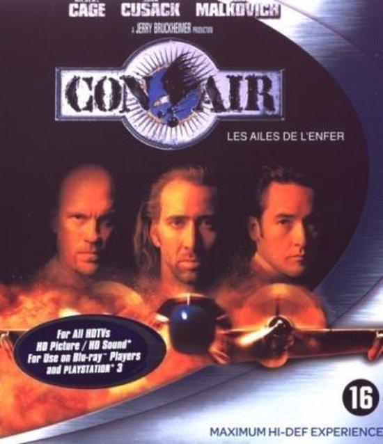 Cover van de film 'Con Air'