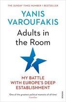 Boek cover Adults In The Room van Yanis Varoufakis