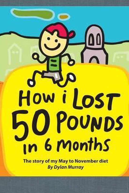 How I Lost 50 Pounds in 6 Months