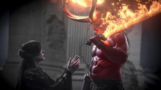 Hellboy (Blu-ray)