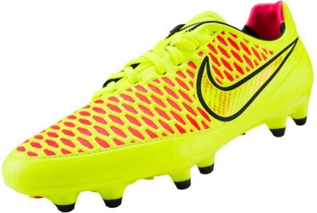 Nike Magista Orden FG Voetbalschoenen Heren Maat 42 Geel