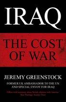 Boek cover Iraq van Sir Jeremy Greenstock
