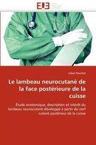 Le Lambeau Neurocutan� de la Face Post�rieure de la Cuisse