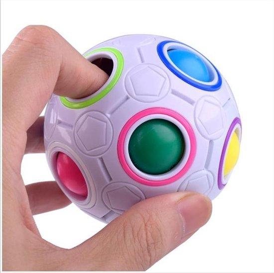 Afbeelding van het spel 2 X Magic Ball - Stress Reliever - Puzzelbal