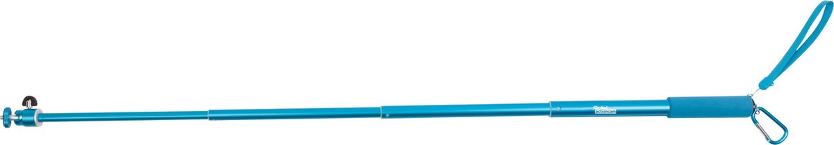 Rollei, Arm Extension Telescopic Pole for Rollei, Helmet Camera 950mm (Blue)
