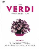 Verdi Opera Selectie, 3 Opera'S