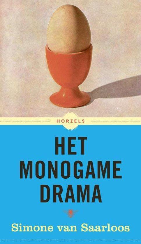 Het monogame drama - Simone van Saarloos  