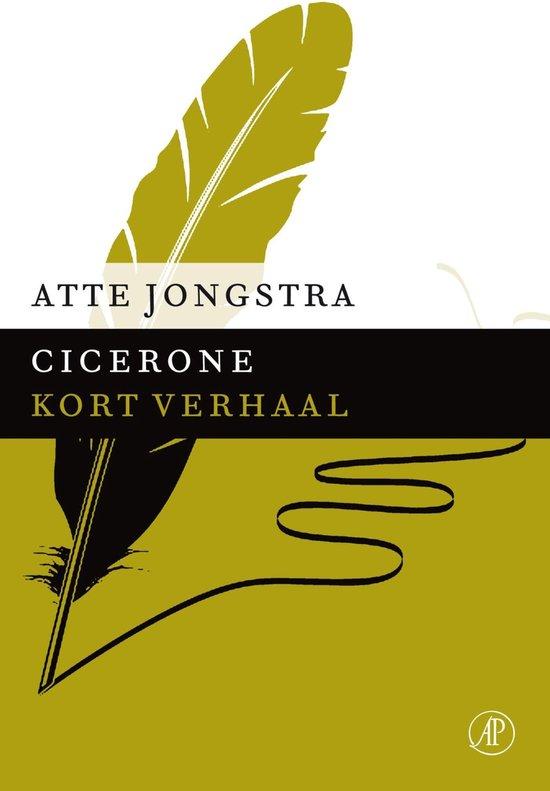 Cicerone - Atte Jongstra  