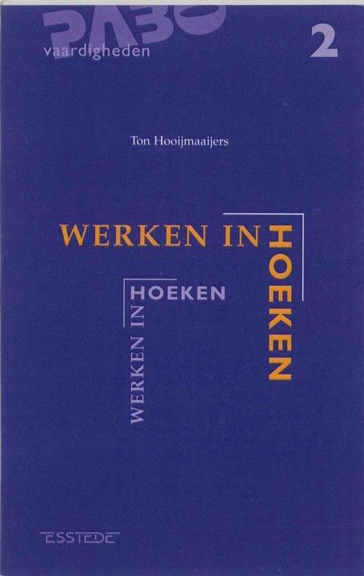 Pabo-vaardigheden 2 - Werken in hoeken - T. Hooijmaaijers pdf epub