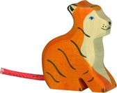 Holztiger kleine zittende tijger
