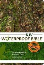 Waterproof Bible-KJV-Tree Bark