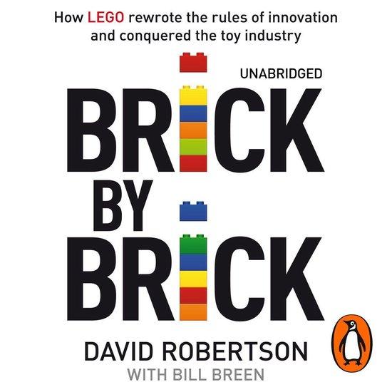 Afbeelding van Brick by Brick
