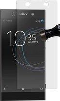 Pearlycase.. Tempered Glass / Glazen Screenprotector / Beschermglas voor Sony Xperia XA1 Gehard Glas