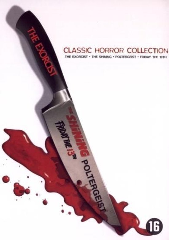 Cover van de film 'Classic Horror Collection'