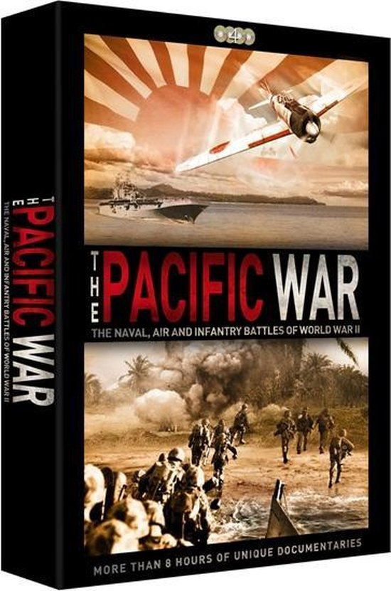 Cover van de film 'Pacific War =Box='