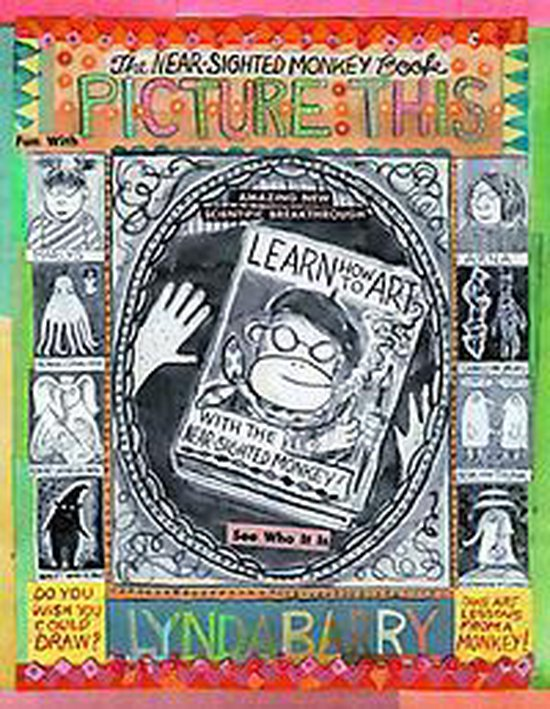 Boek cover A Picture This van Lynda Barry (Hardcover)