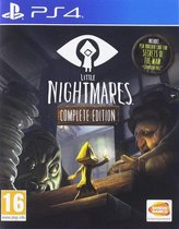 Little Nightmares: Complete Edition - PS4