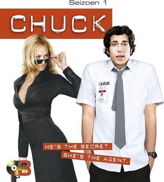 Cover van de film 'Chuck'