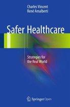 Boek cover Safer Healthcare van Charles Vincent