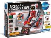 Clementoni Galileo Evolution Roboter Robot Bouwpakket Speelrobot