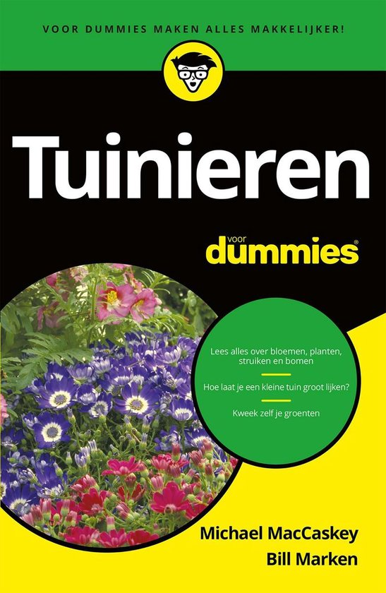 Voor Dummies - Tuinieren voor Dummies