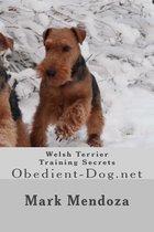 Welsh Terrier Training Secrets