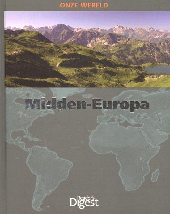 Boek cover Midden-Europa van Patrick Brauns (Hardcover)