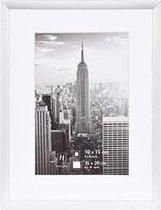 Fotolijst - Henzo - Manhattan - Fotomaat 30x45 - Zilver
