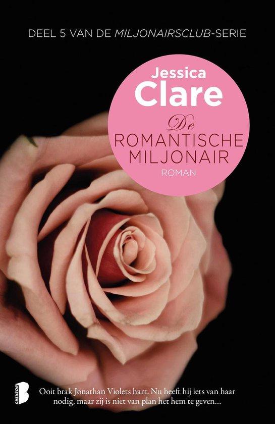 Miljonairsclub 5 - De romantische miljonair
