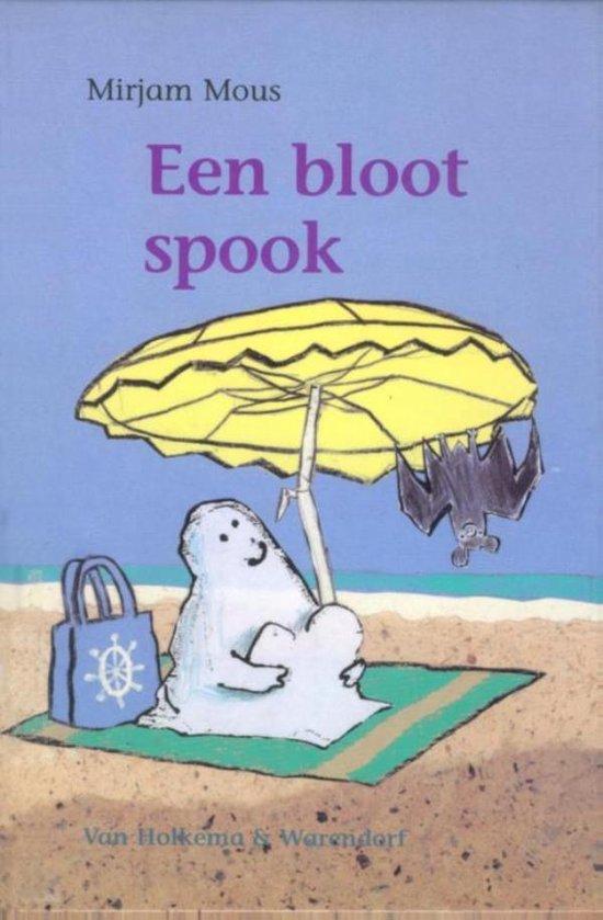 Een bloot spook - Mirjam Mous  