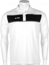 Jako Polo Player - Sportpolo -  Heren - Maat S - White;Black
