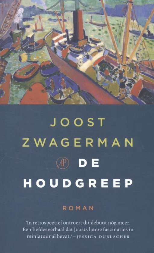 De houdgreep - Joost Zwagerman | Readingchampions.org.uk