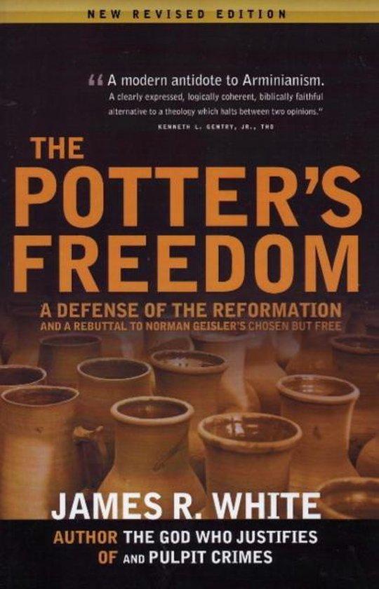 Boek cover Potters Freedom van James White (Paperback)