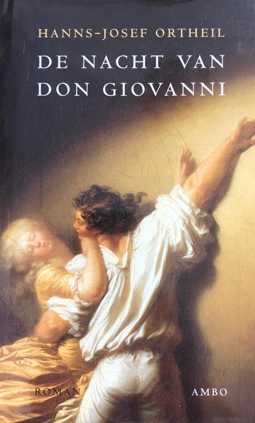 De Nacht Van Don Giovanni - Hanns-Josef Ortheil | Readingchampions.org.uk