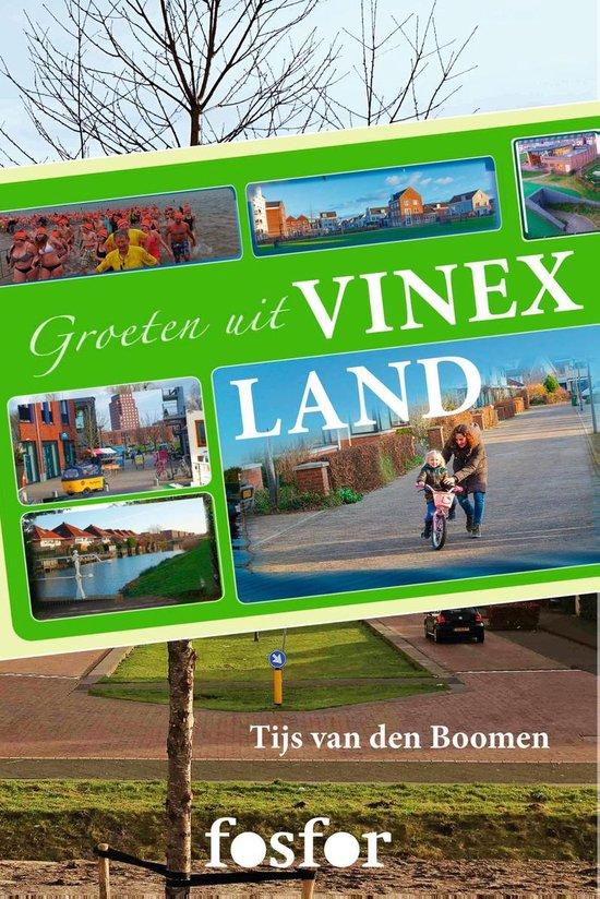 Groeten uit Vinexland - Tijs van den Boomen pdf epub