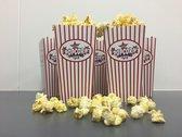 Popcorn beker karton 10 stuks