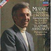 Mozart: Piano Concertos Nos. 25 & 26