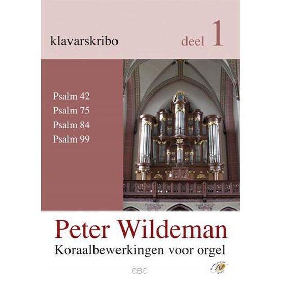 Wildeman, Koraalbew. voor orgel 11