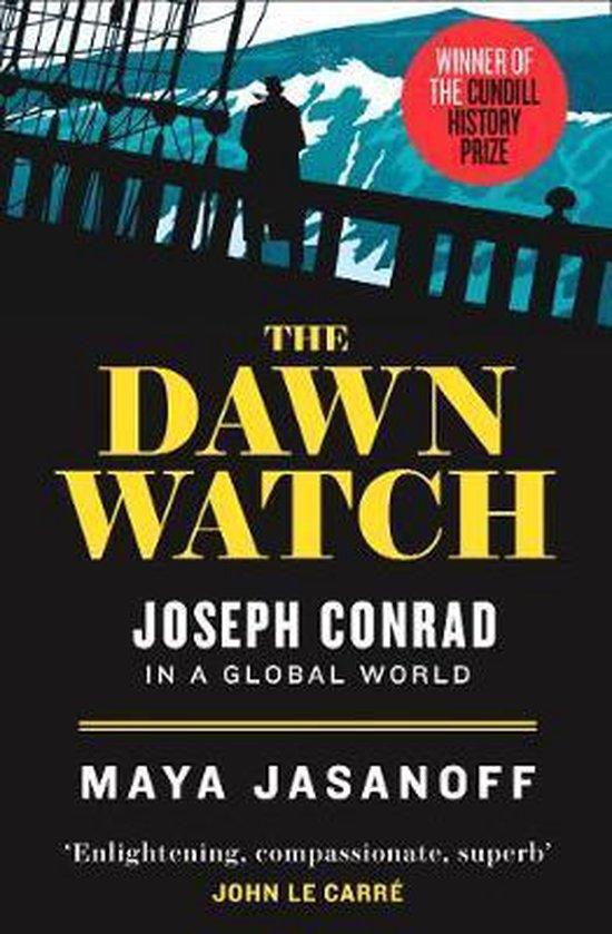 Boek cover The Dawn Watch van Maya Jasanoff (Paperback)