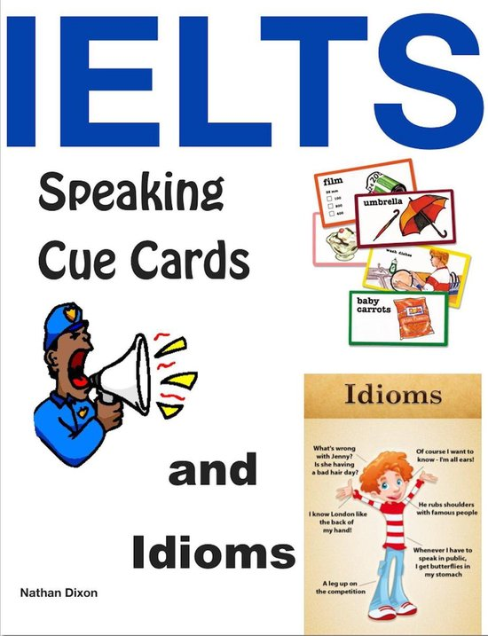 bol  ielts speaking cue cards and idioms ebook