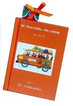 Voorleesboek- Inez-Art kinderboek - De avonturen van Sammie 2 -   De muzikanten