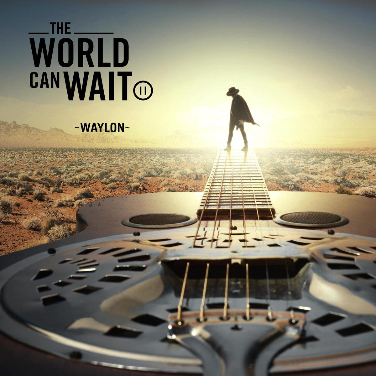 The World Can Wait - Waylon