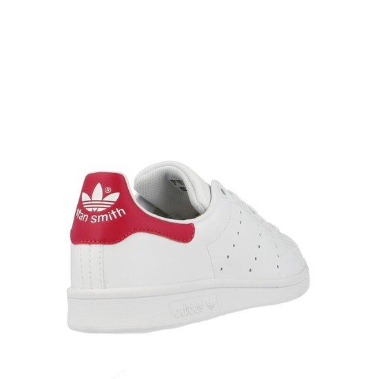 bol.com | adidas STAN SMITH J B32703 Wit maat 40