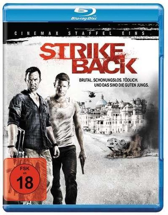 Strike Back - Seizoen 1 (Blu-ray) (Import)