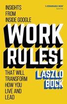 Boek cover Work Rules! van Laszlo Bock (Onbekend)