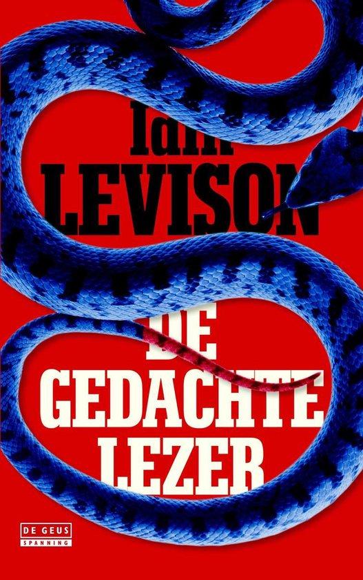 De gedachtelezer - Iain Levison |