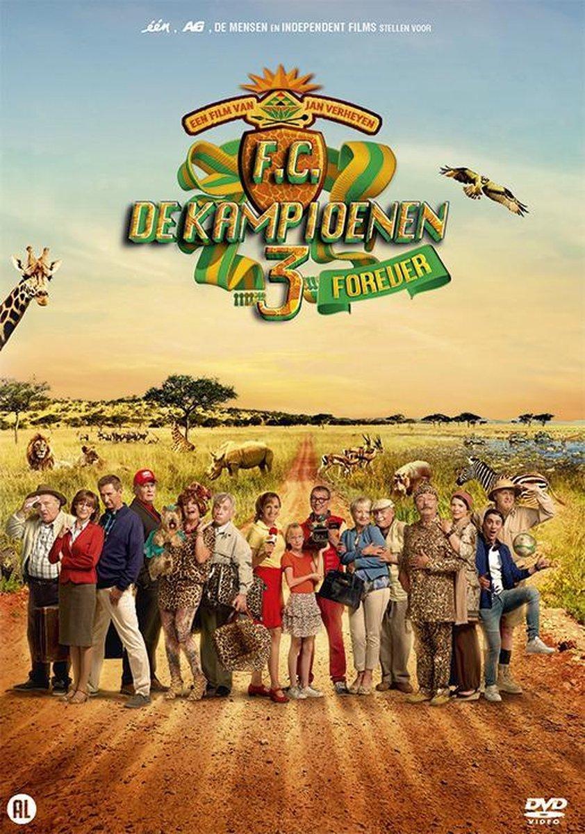 F.C. De Kampioenen 3: Forever - Movie