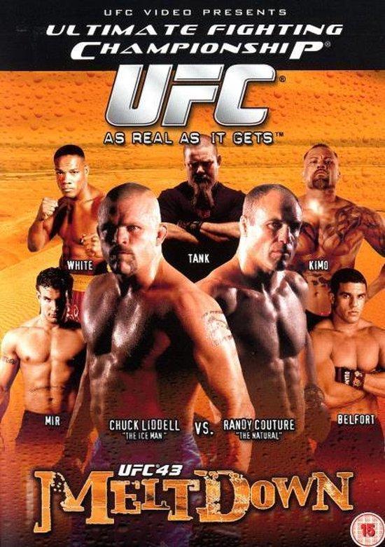 Cover van de film 'UFC 43'