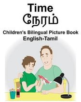 English-Tamil Time Children's Bilingual Picture Book
