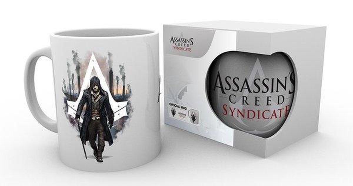 Merchandising ASSASSIN'S CREED SYNDICATE - Mug - 300 ml - Jacob - Assassin's Creed